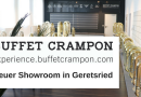 Buffet Crampon Gruppe: Neuer Showroom in Geretsried