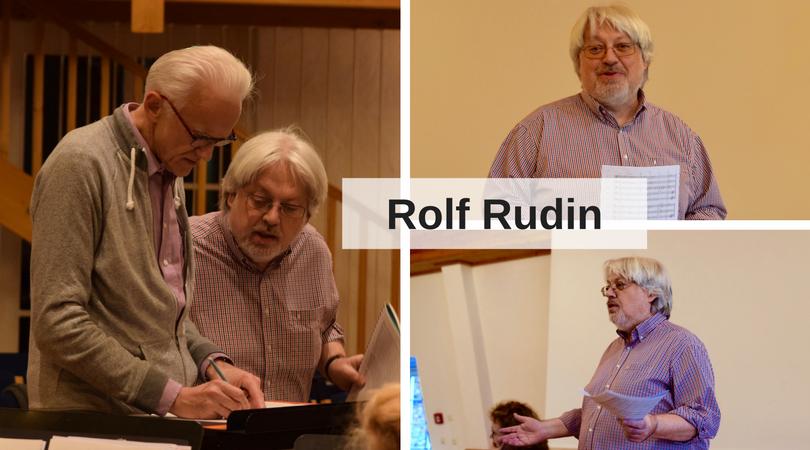Rolf Rudin