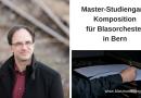 Über die Notwendigkeit einer Spezialisierung von Komponisten für die Fachrichtung Blasorchester