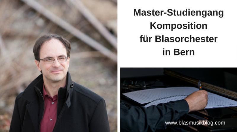 Master-Studiengang Komposition für Blasorchester