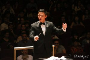 Ignatius Wang und die Blasorchesterszene in Singapur