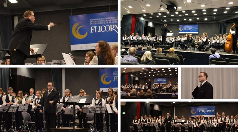 Blasorchester der Jugendmusik Kreuzlingen