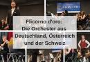 Flicorno d'Oro: die Orchester aus Deutschland, Österreich und der Schweiz