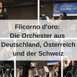Flicorno d'oro_ Die Orchester aus Deutschland, Österreich und der SChweiz