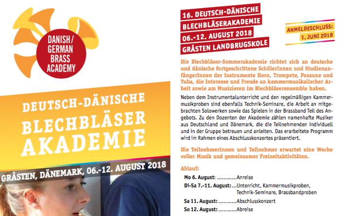 Deutsch-Dänische Blechbläserakademie