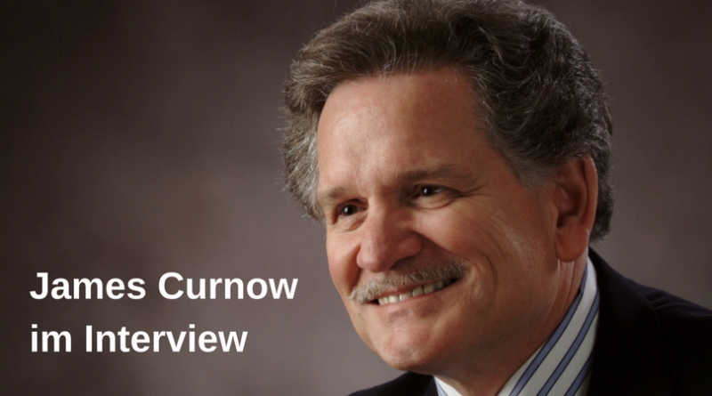 James Curnow im Interview