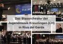 Reise der Jugendmusik Kreuzlingen zum Flicorno d'Oro