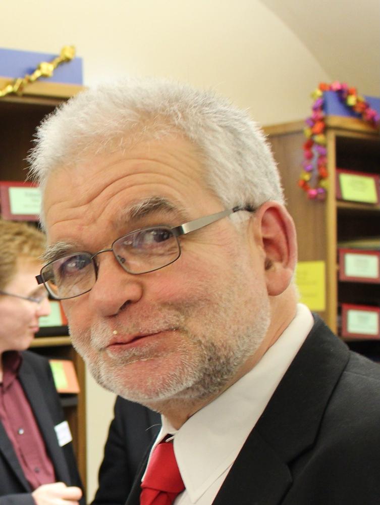 Joachim Buch (Foto Jochen Hirschinger)