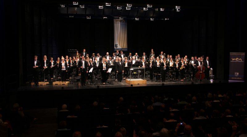 Sinfonisches Blasorchester des MON