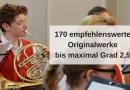 170 empfehlenswerte Originalwerke bis maximal Grad 2,5 – mit Download