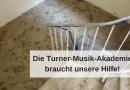 Die Turner-Musik-Akademie Bad Gandersheim braucht unsere Hilfe!