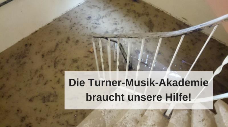 Die Turner-Musik-Akademiebraucht unsere Hilfe!