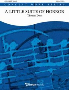 A Little Suite of Horror von Thomas Doss