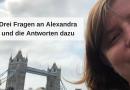 Drei Fragen an Alexandra vom Blasmusikblog – Ausgabe 1