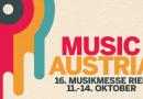 Music Austria – Die Musik-Erlebnismesse!