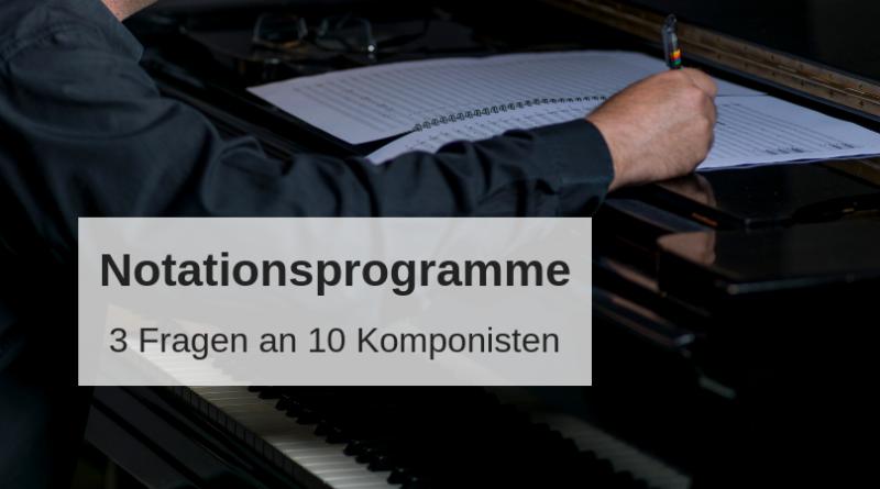 Notationsprogramme