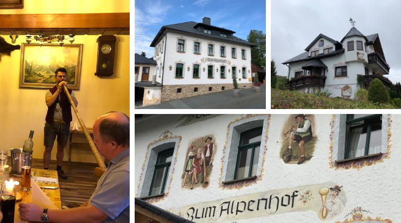 Hotel Alpenhof Markneukirchen
