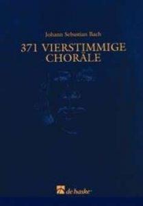 371 Vierstimmige Choräle Johann Sebastian Bach