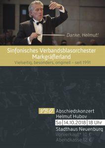 Sinfonisches Verbandsblasorchester Markgräflerland VBO