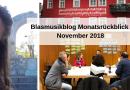 Blasmusikblog Monatsrückblick November 2018