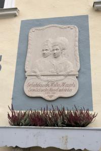 Mozart Mutter und Schwester