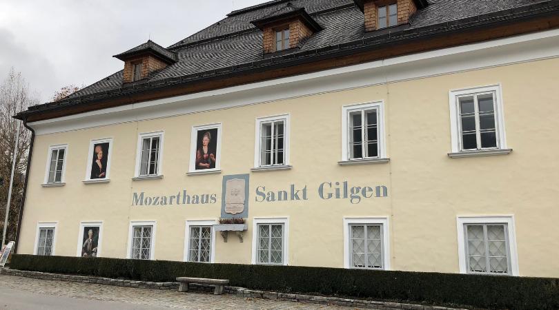 Mozarthaus Sankt Gilgen