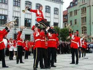 Orchester aus St. Petersburg
