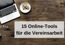 15 Online-Tools für die Vereinsarbeit