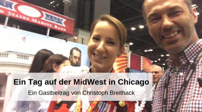Ein Tag auf der MidWest in Chicago