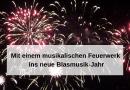 Mit einem musikalischen Feuerwerk ins neue Blasmusik-Jahr