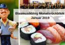 Blasmusikblog Monatsrückblick Januar 2019