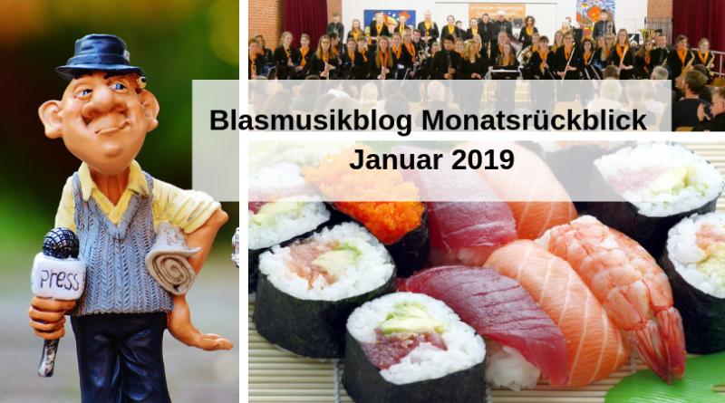Monatsrückblick Januar 2019