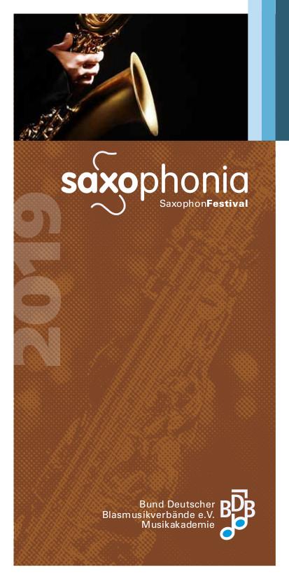 saxophonia BDB-Musikakademie