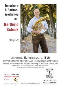 Bertold Schick
