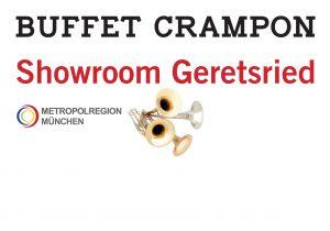 Buffet Crampon Logo Showroom