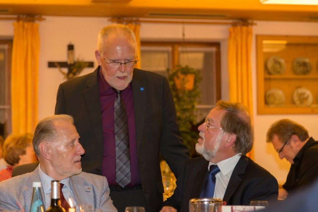 Klaus Rappl, Freek Mestrini, Franz Watz