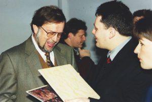 Franz Watz und Michael Klostermann