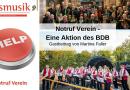 Notruf Verein – Eine Aktion des BDB Bund Deutscher Blasmusikverbände