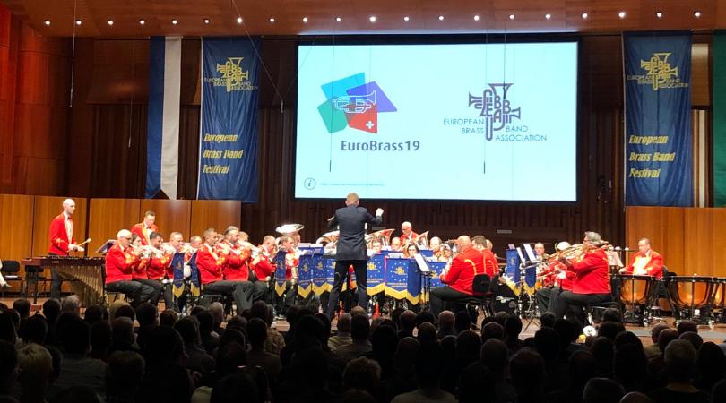 Cory Brass Band - European Brass Band Champions 2019