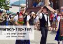 Marsch-Top-Ten der Blasmusikblog-LeserInnen
