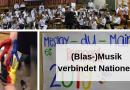 (Blas-)Musik verbindet nicht nur Generationen, sondern auch Nationen