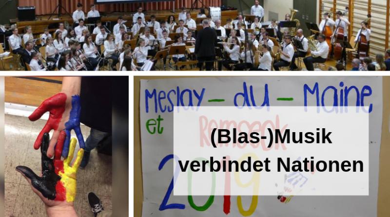 (Blas-)Musik verbindet Nationen