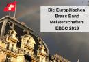 Die Europäischen Brass Band Meisterschaften 2019 in Montreux