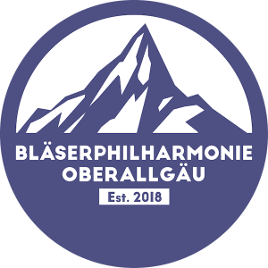 Logo Blaeserphilharmonie Oberallgäu