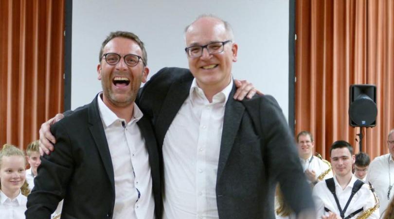 Vincent Brehard und Markus Kraft