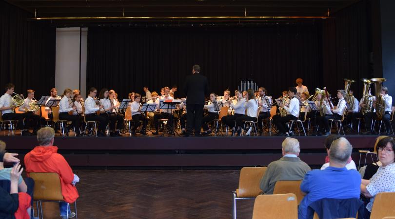 DMF2019 Jugendorchester Kleinmachnow