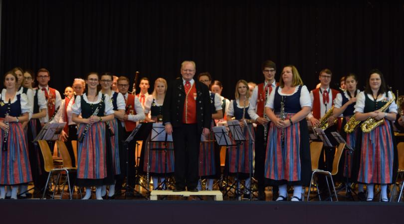 Symphonisches Blasorchester Volkach Prof. Ernst Oestreicher
