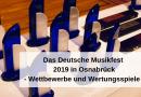 Das Deutsche Musikfest – Die Wettbewerbe und Wertungsspiele