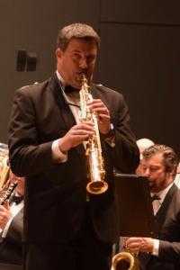 Stabsfeldwebel Tim Schmitz, Sopransaxophon
