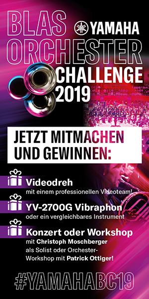 Yamaha Blasorchester Challange 2019